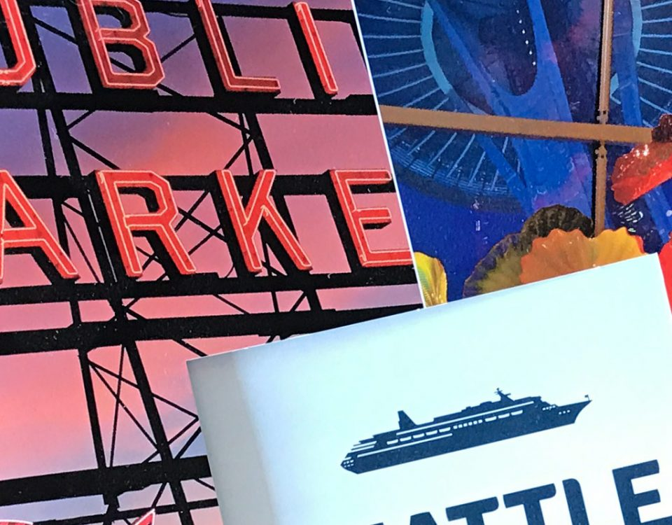 Cruise Seattle Cover Closeup