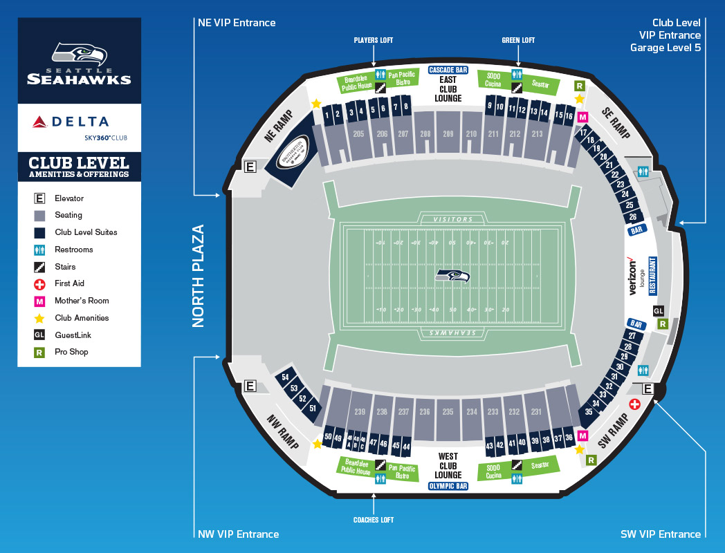 Seahawks_ClubLevelMap_Amenities